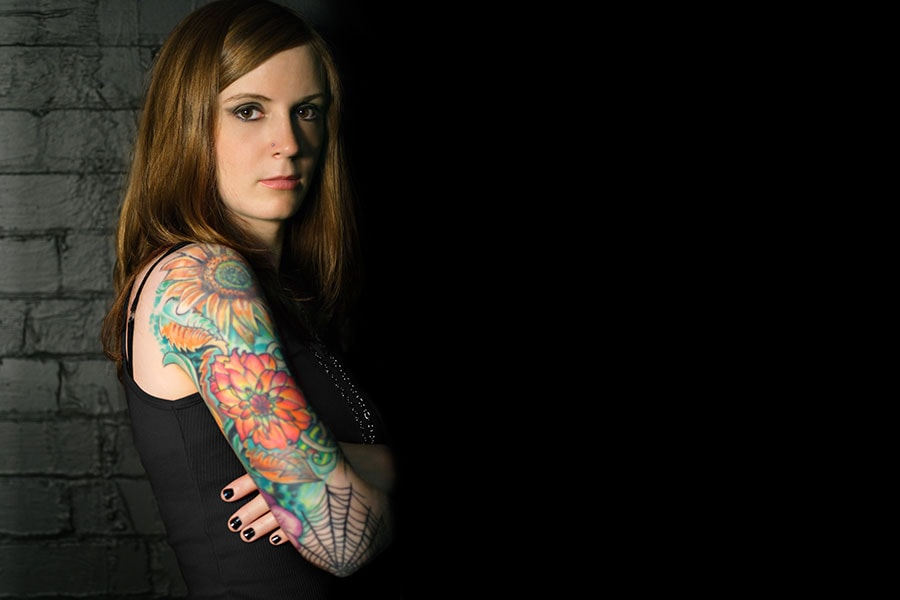 Dermabrasion Treatment for Tattoo Removal