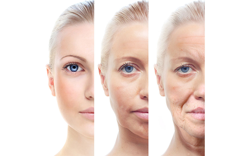 Skin aging to wrinkles, find your solution here!